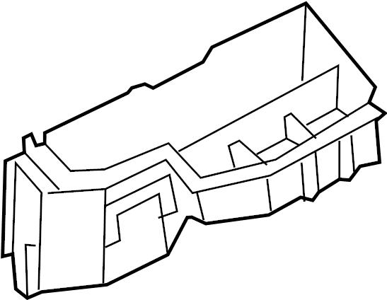 Nissan Altima Bracket Relay  Engine  Body  Doors