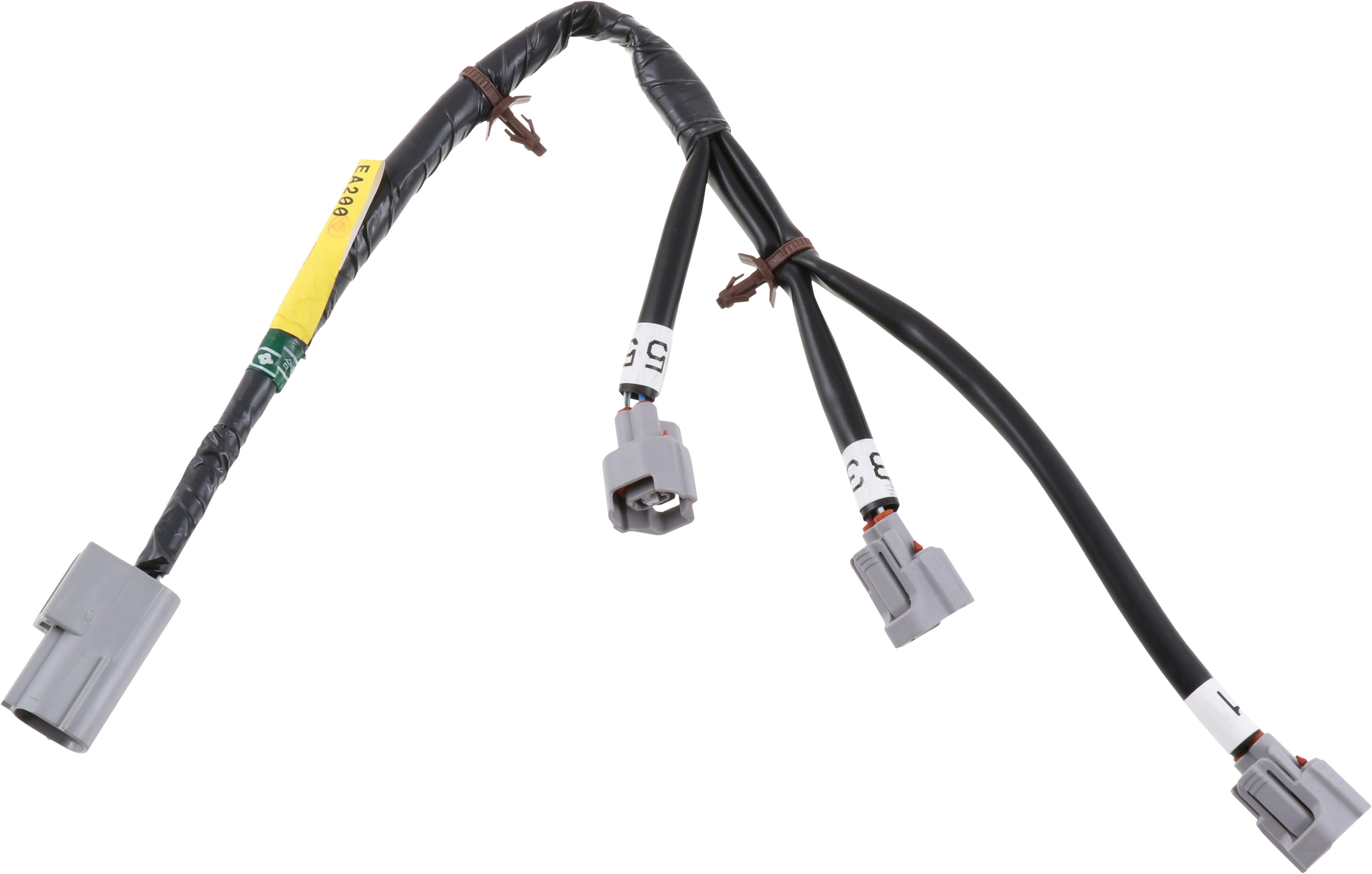 Nissan Pathfinder Engine Wiring Harness. CONTROL, FITTING ...